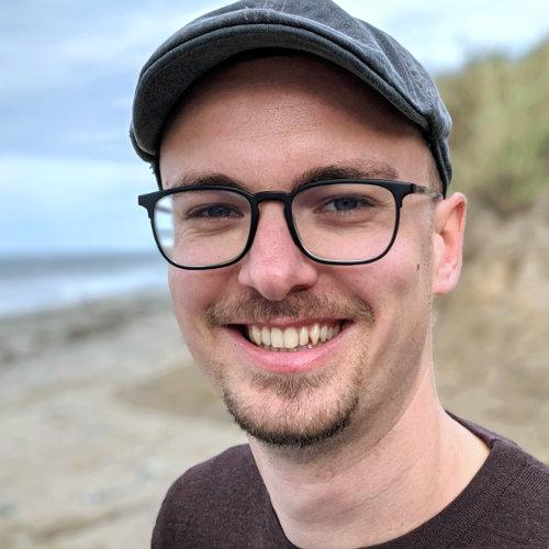 Porträt von Moritz Clauß